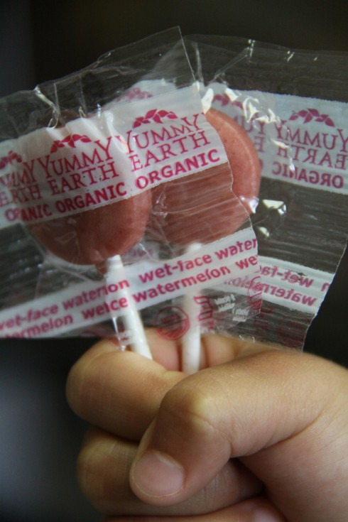 Organic Candy without High Fructose Corn Syrup... Is it better?