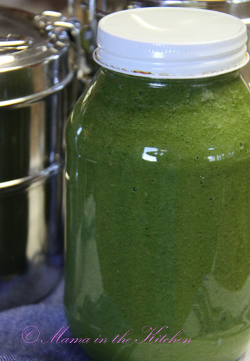 Raw Green Gazpacho