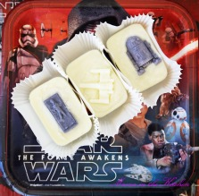 R2D2, Xwing, Carbonite Soap