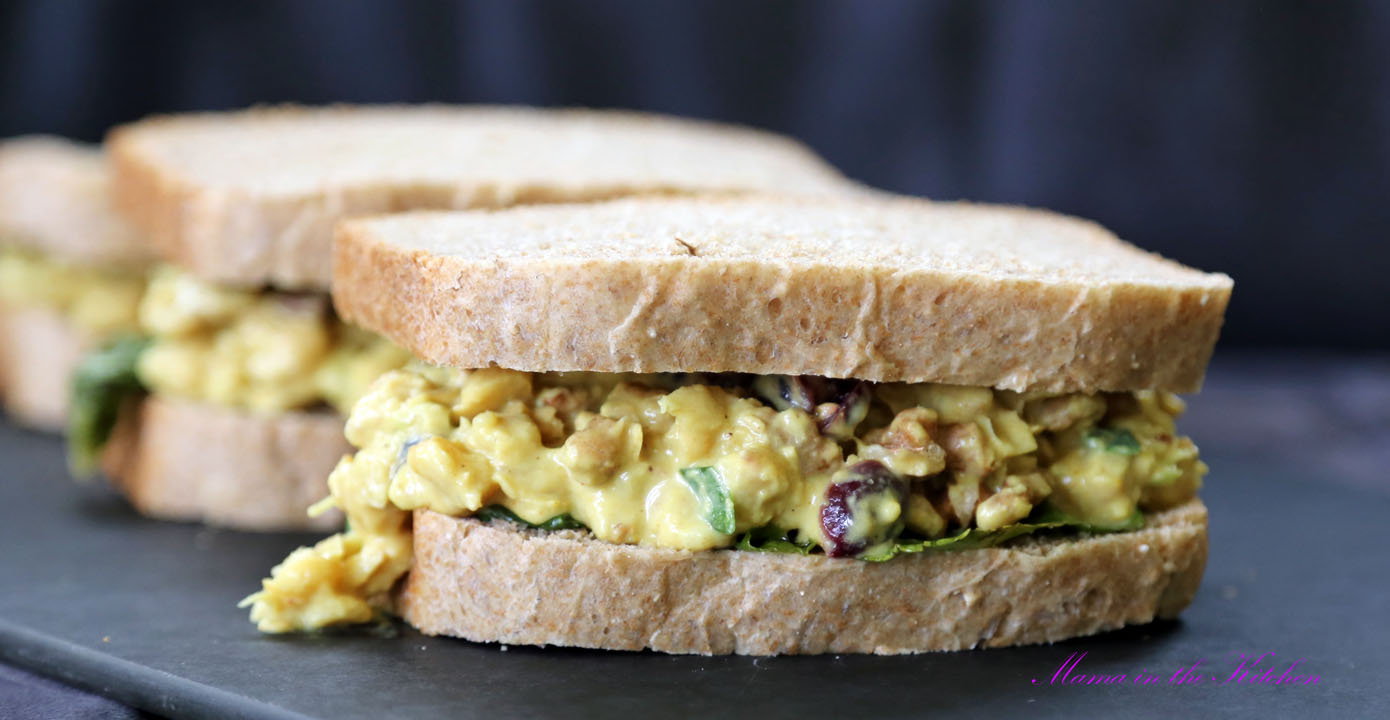 Curried Chickpea Salad Whole Foods