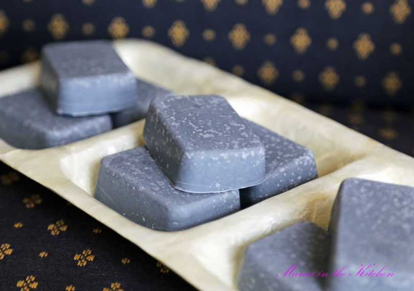 Lavender Lard Salt Bars